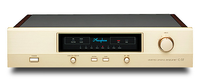 Accuphase(アキュフェーズ) C-37 ステレオフォノアンプ