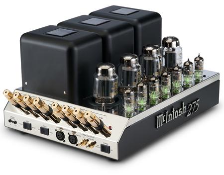 Mclntosh(マッキントッシュ) MC275ver6 管球式ステレオパワーアンプ