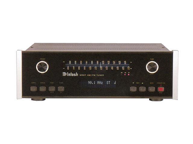 マッキントッシュ MR87 FM/AMチューナー