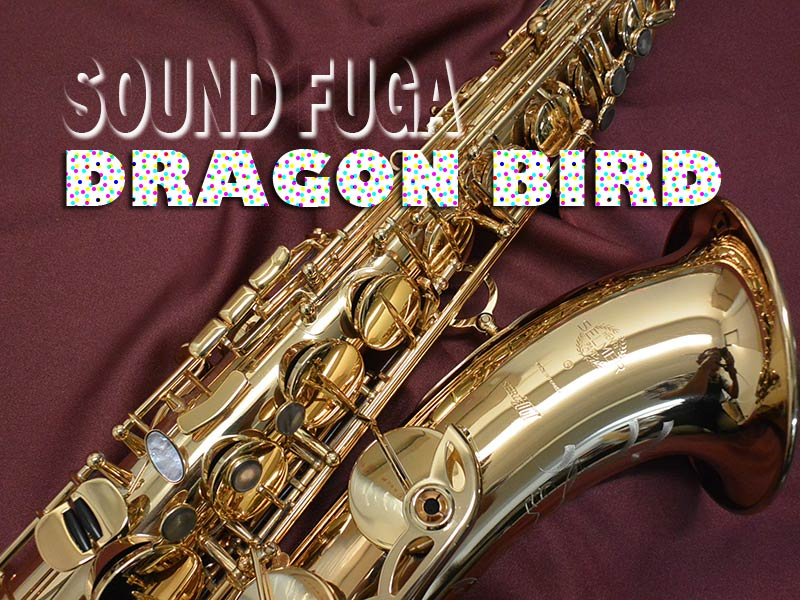 H.SELMER SERIE-III DRAGON BIRD LIMITED EDITION 彫刻付 73万番台 テナーサックス 美品