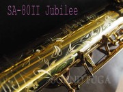 H.SELMER SA-80II W/E JUBILLEE 76万番 SOPRANO ソプラノサックス 美品