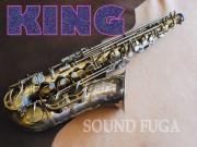 KING SUPER 20 Silver Sonic  ALTO ����ȥ��å��� ������������