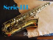 H.SELMER SERIE-III��W/E��TENOR �ƥʡ����å���������