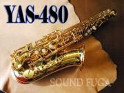 YAMAHA��YAS-480 ALTO ����ȥ��å������˾�