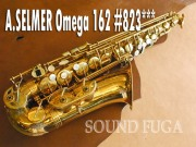 A.SELMER OMEGA 823�����桡����ȥ��å���
