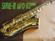 H.SELMER SERIE-III 63�����桡�ƥʡ����å���