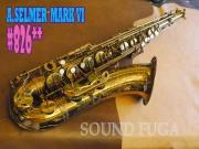 A.SELMER MARK VI 82�����桡���ꥸ�ʥ��å���85�ƥʡ����å���