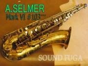 A.SELMER MARK VI 10�����桡���ꥸ�ʥ��å���88�ƥʡ����å�����OH��