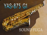 YAMAHA YAS-875 G1 Neck ALTO ����ȥ��å���������Ÿ��������ʡ�����