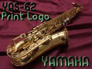YAMAHA YAS-62 Print Logo ���ܥ��̾�����ȥ��å���