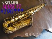 A.SELMER MARK VI 190�����桡���ꥸ�ʥ��å���98����ȥ��å���