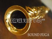 H.SELMER MARK VI 20�����桡Ħ���ա����ꥸ�ʥ��å��������ץ�Υ��å���