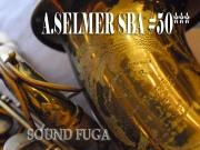 A.SELMER SBA 50�����桡���ꥸ�ʥ��å���  �ƥʡ����å���