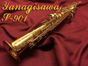 Yanagisawa S-901II ソプラノサックス 極上品