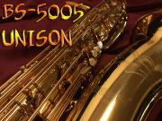 UNISON BS-5005L バリトンサックス 委託品