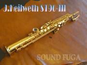 J.KEILWERTH ST-90 SeriesIII ソプラノサックス 美品