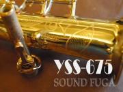 YAMAHA YSS-675 ソプラノサックス M1ネック