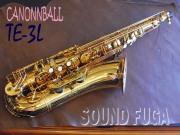 CANONNBALL TE-3L テナーサックス 良品