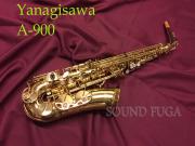 YANAGISAWA A-900 ALTO アルトサックス