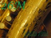 C.G.CONN 26M 30万番台 希少アルトサックス
