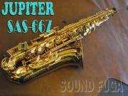 JUPITER SAS-667 ALTO アルトサックス 良品