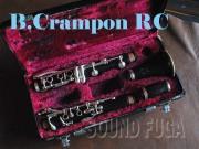 B.CRAMPON RC Bb Clarinet クラリネット 良品