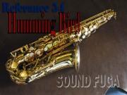 H.SELMER REFERANCE 54 限定バードシリーズ HUMMING BIRD 希少 アルトサックス 美品