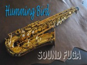 H.SELMER REFERENCE 54 HUMMING BIRD 希少バードシリーズ アルトサックス