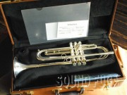QUEEN BRASS HINO MODEL SP TRUMPET トランペット