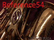 H.SELMER Reference54 アルトサックス バードシリーズ クッカバラ 限定生産 委託品
