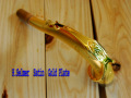 H.SELMER Satin Gold Plate Tenor Neck