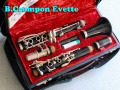 B.Crampon Evette クラリネット