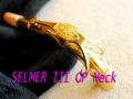 H.SELMER Serie-III ALTO用GP Neck