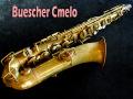 BUESCHER Cmelo Cメロサックス