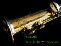 H.SELMER MARK VI 20万番台 オリジナルラッカー ソプラニーノ
