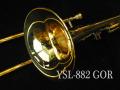 YAMAHA YSL-882GOR XENO テナーバストロンボーン 美品