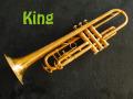 KING SUPER 20 Trumpet