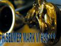 H.SELMER MARK VI  99千番台 Low-A付 バリトンサックス