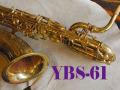 YAMAHA YBS-61 バリトンサックス 良品