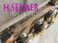 H.SELMER MARK VI SP 19万番台 ソプラノサックス 極上品