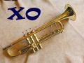 XO GX-1 GL トランペット 美品