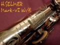 H.SELMER MARK VI 彫刻付 21万番 ソプラノサックス