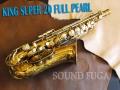 ★★★ KING SUPER 20 FULL PEARL 29万番台 オリジナルラッカー OH 済