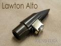 LAWTON 5STAR B アルトラバーマウスピース 委託品