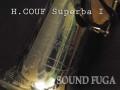 H.COUF SUPERBA-I SOPRANO ソプラノサックス