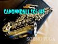 CANNONBALL SC5-HS カーブド ソプラノサックス 美品