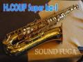 H.COUF SUPERBA-I テナーサックス