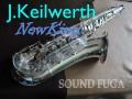 J.KEILWERTH NEW KING  銀メッキ  テナーサックス