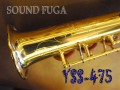 YAMAHA YSS-475 SOPRANO ソプラノサックス 良品