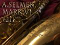 A.SELMER MARK VI 21万番台 テナーサックス 委託品